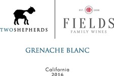 2016 Grenache Blanc, a Two Shepherds Fields - Family Wines Collaboration