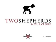 2014 Mourvedre